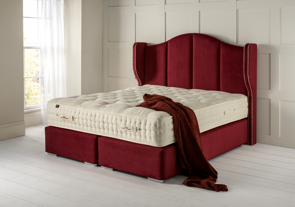 Ruby bed set from EPOC Handcrafted Beds