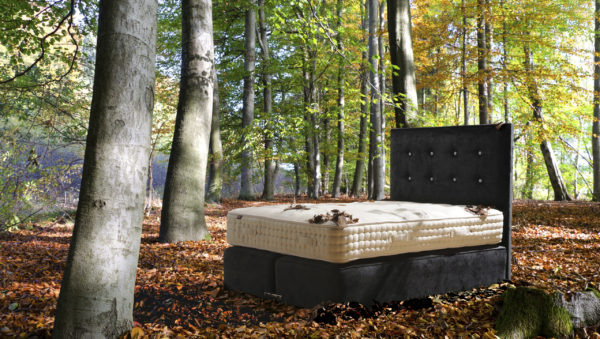 Countess bed set from EPOC Handcrafted Beds