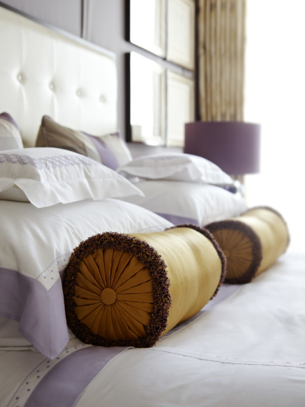 Complement the Ashendon mattress from EPOC Handcrafted Beds with the best in linens and pillows