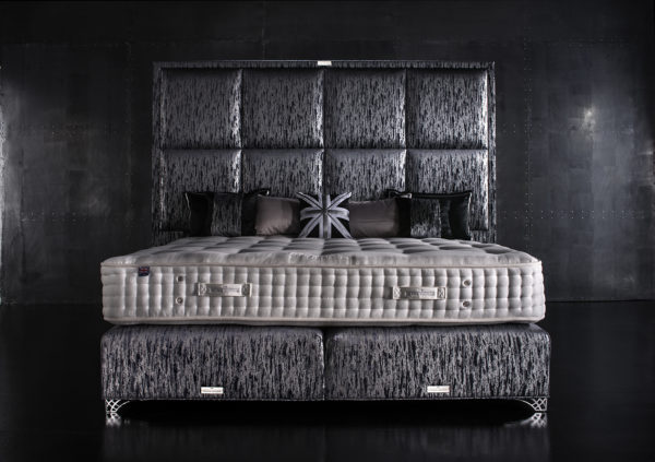 Silver Edition bed set from EPOC Handcrafted Beds